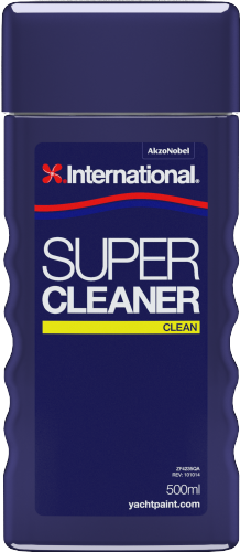 International Super Cleaner Removes Wax Oil 500ml